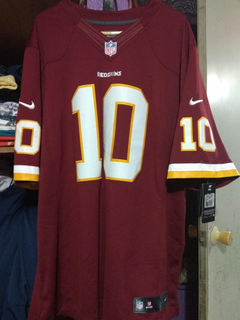 Hot Jersey Limited Washington Redskins Rg3 Xxl No Pats Packers  free shipping