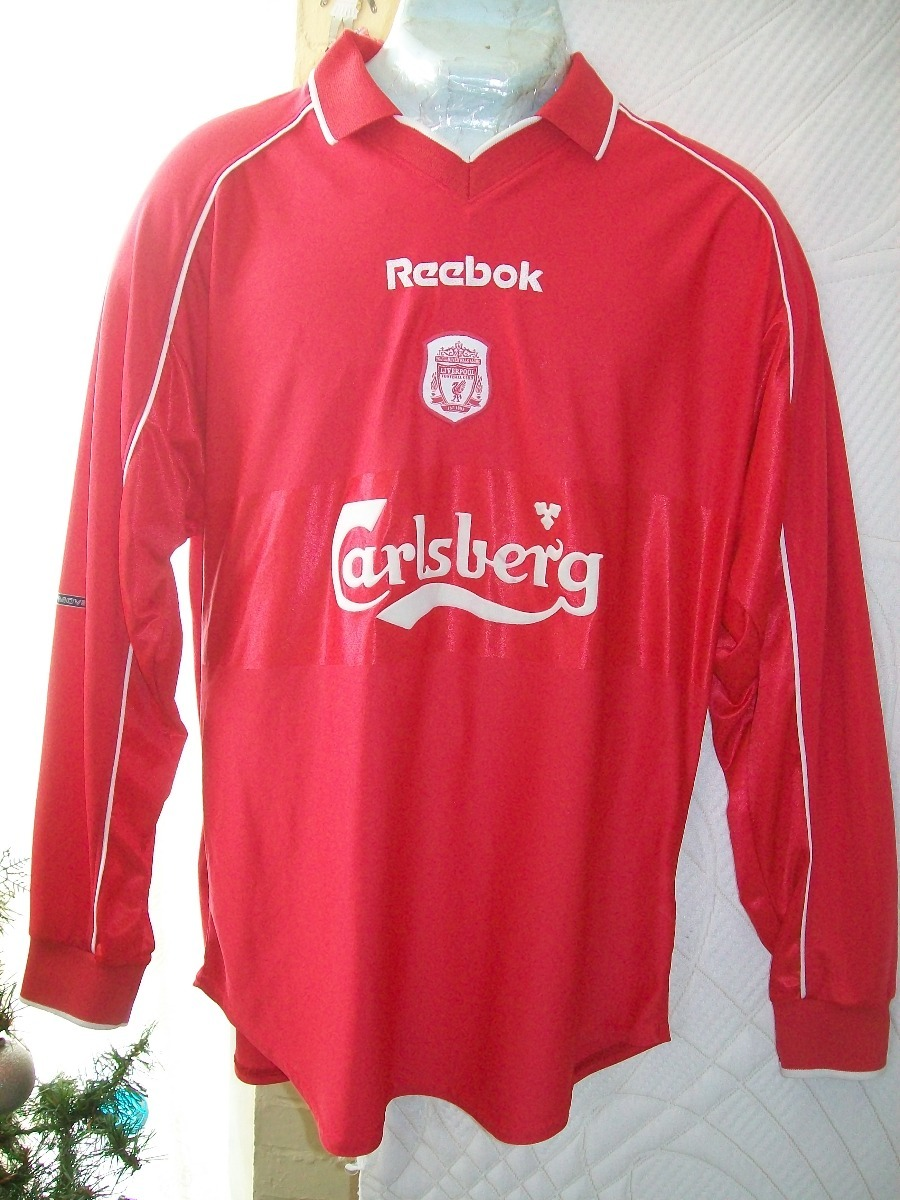 new product 47d64 256bf Jersey Liverpool Reebok 2002