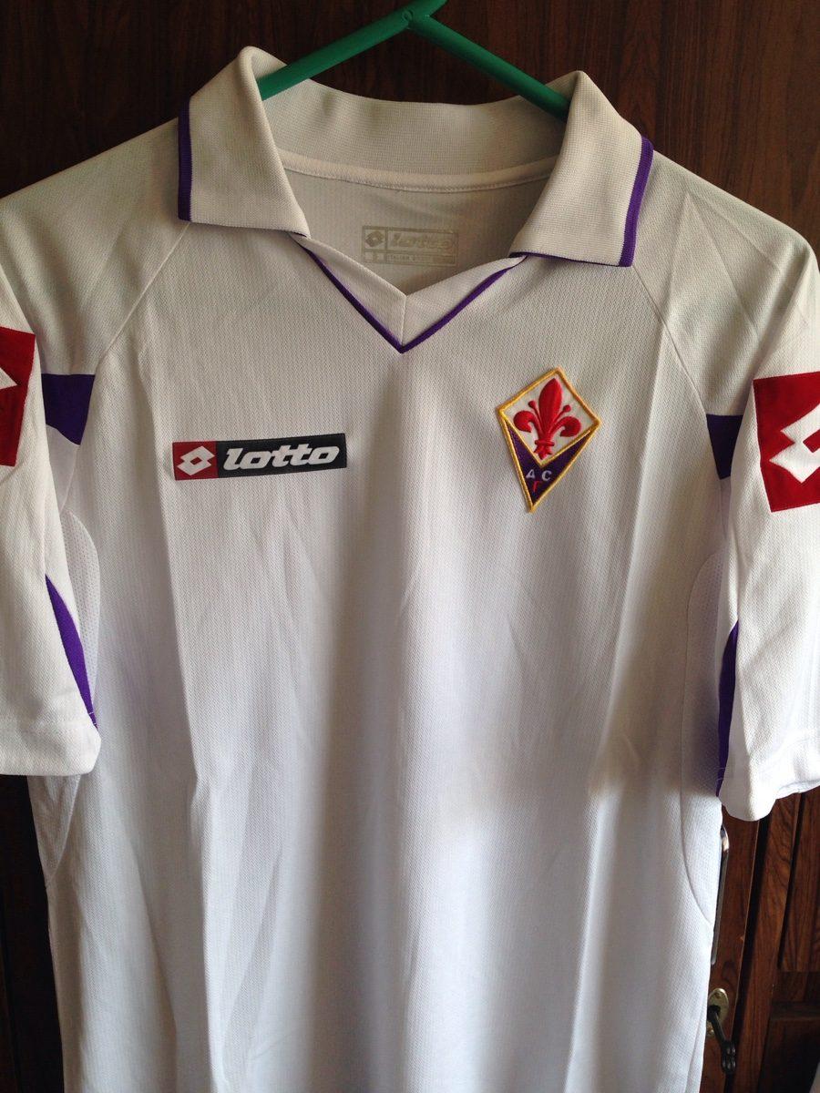 segunda equipacion Fiorentina chica
