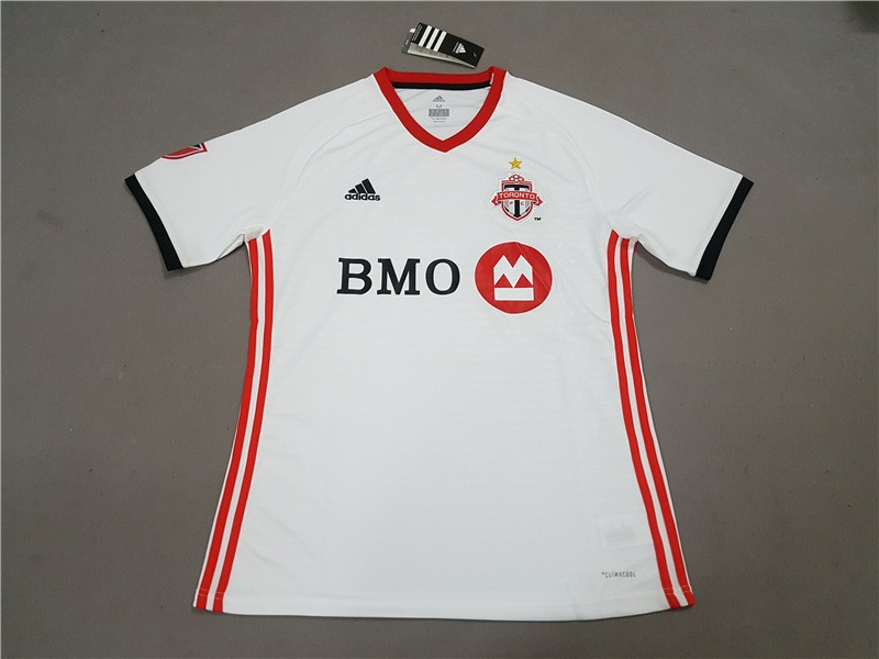 wholesale dealer be04b 0cb87 Jersey M. L. S. Toronto F C (alternativa 2018/2019) Talla M