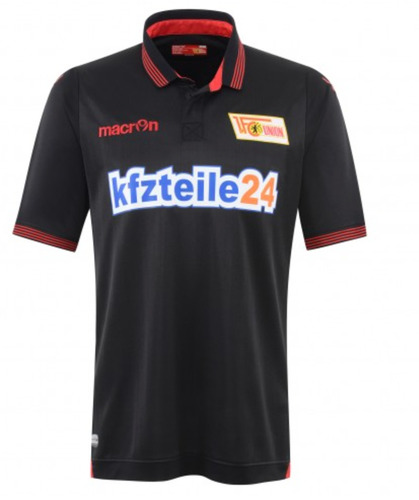 jersey macron union berlin jugador local visita 15-16 origin