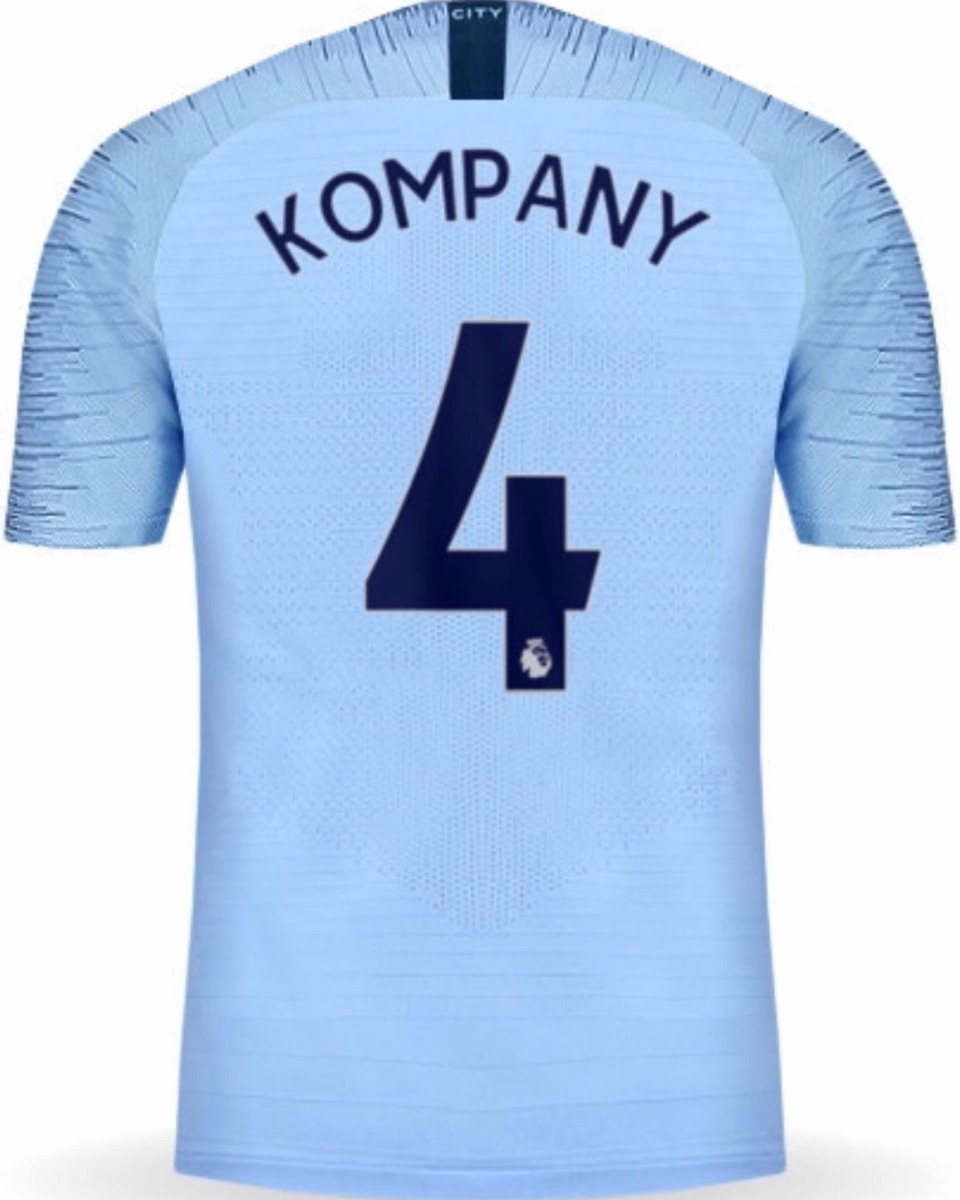 huge selection of 0fe93 e87dd Jersey Manchester City 2019 Local Vincent Kompany Envío Grat