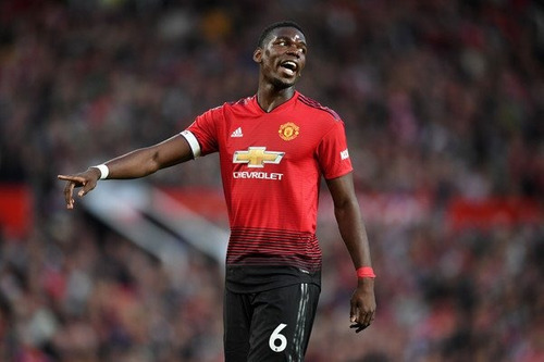 jersey manchester united 2019 rojo adidas roja local playera