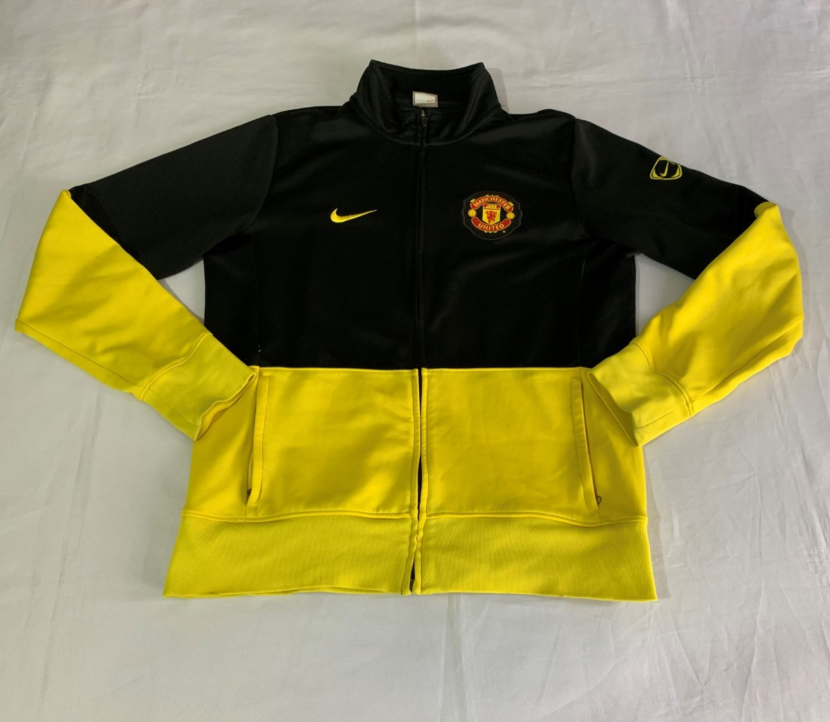 buy online 80754 c558d Jersey Manchester United Jacket Nike Champions League - $ 699.00
