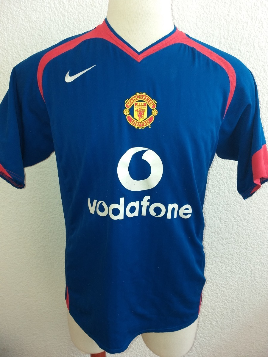 separation shoes a295d 33ab8 Jersey Manchester United Nike Talla M Total 90 - $ 300.00
