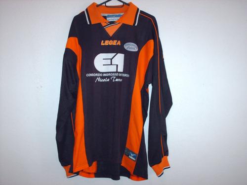 jersey marcianise calcio de italia match worn