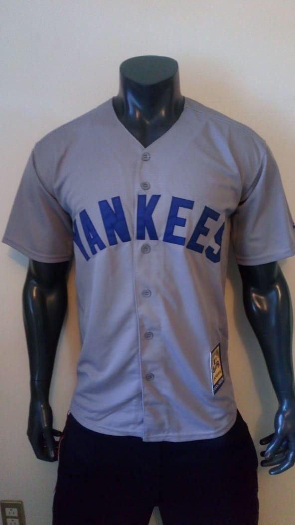 sale retailer c9cfd f3ea0 Jersey Mediano New York Yankees Joe Dimaggio Retro Adulto