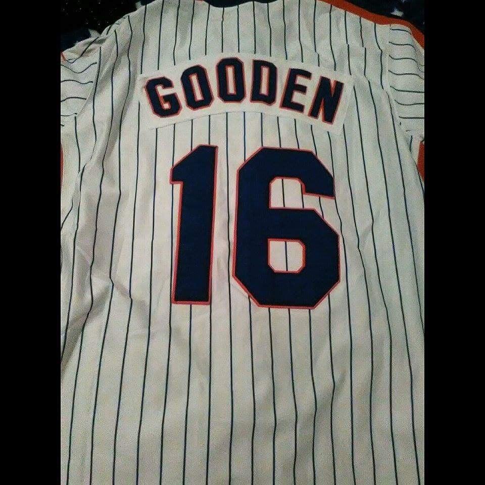 huge discount 874c9 4e920 Jersey Mets Retro Doc Gooden
