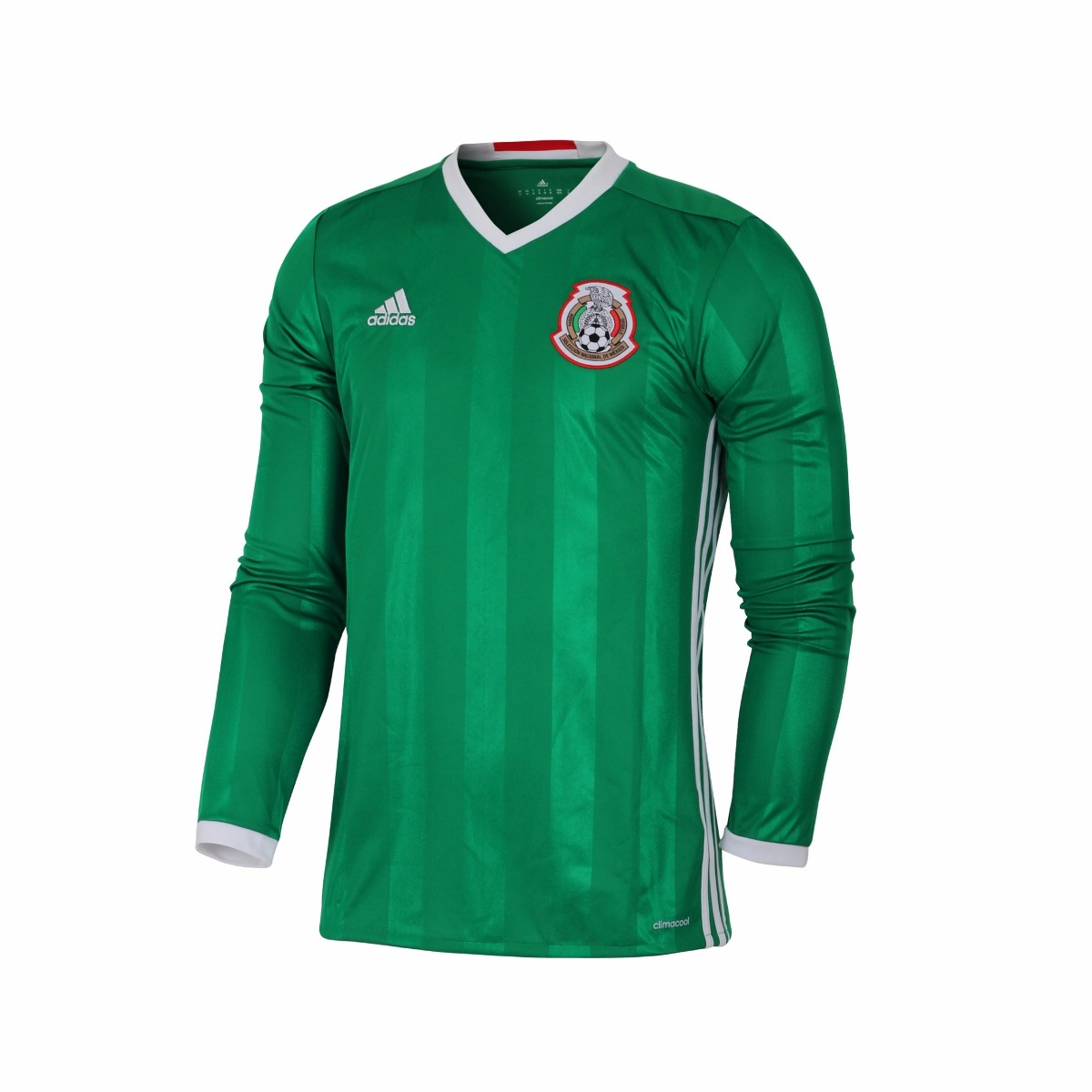 473214ed81212 Jersey Mexico 2016-2017 Manga Larga Seleccion Mexicana -   500.00 en ...