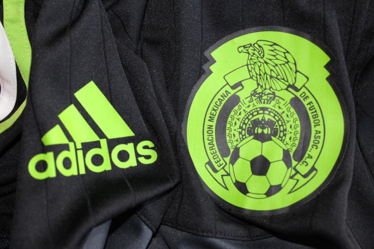 jersey mexico adizero 100% original fotos reales talla m. Cargando zoom. b91e7a3e09260