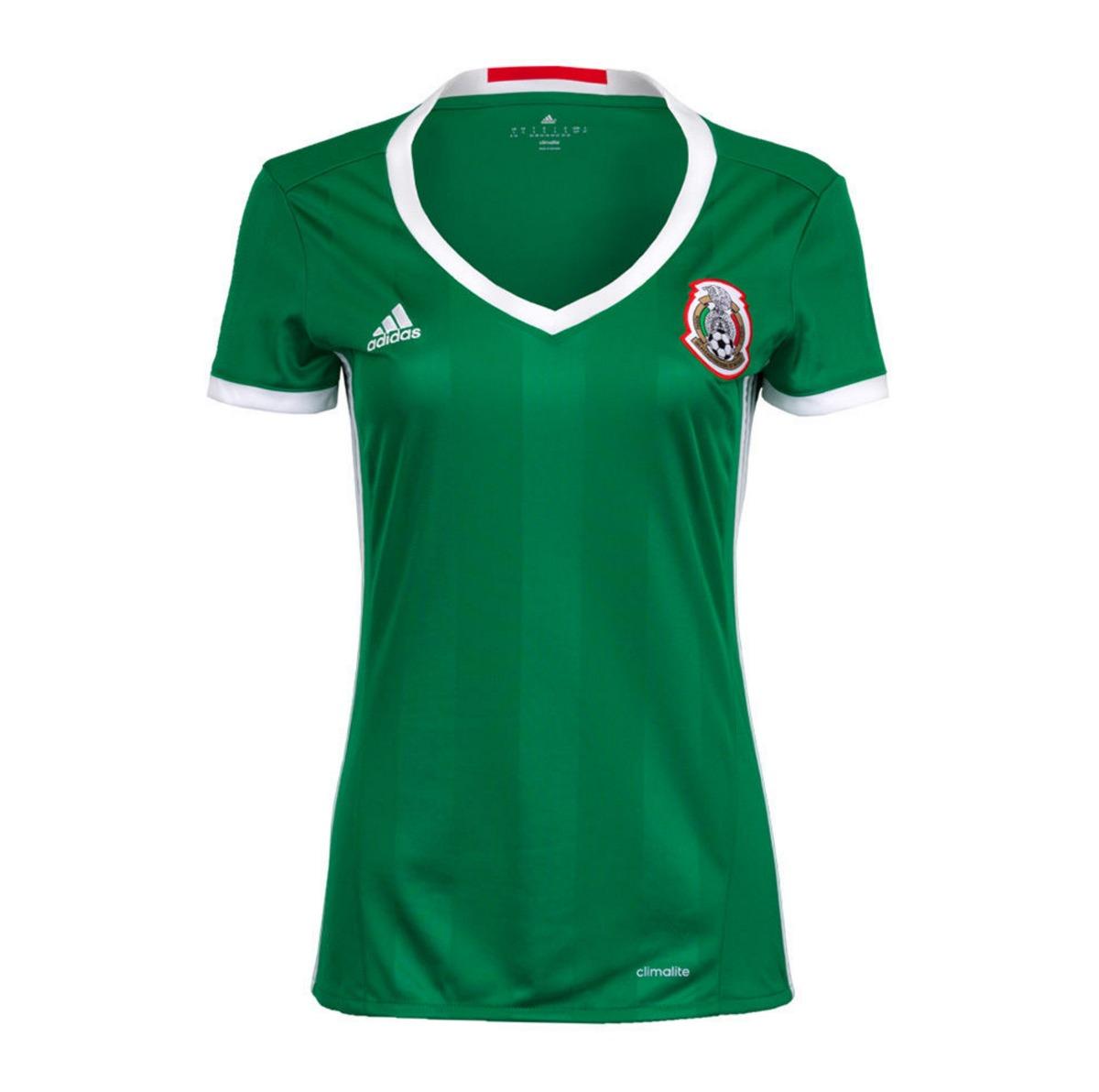 fbd241b2c1ce8 jersey mexico copa america centenario 2016 dama envio gratis. Cargando zoom.