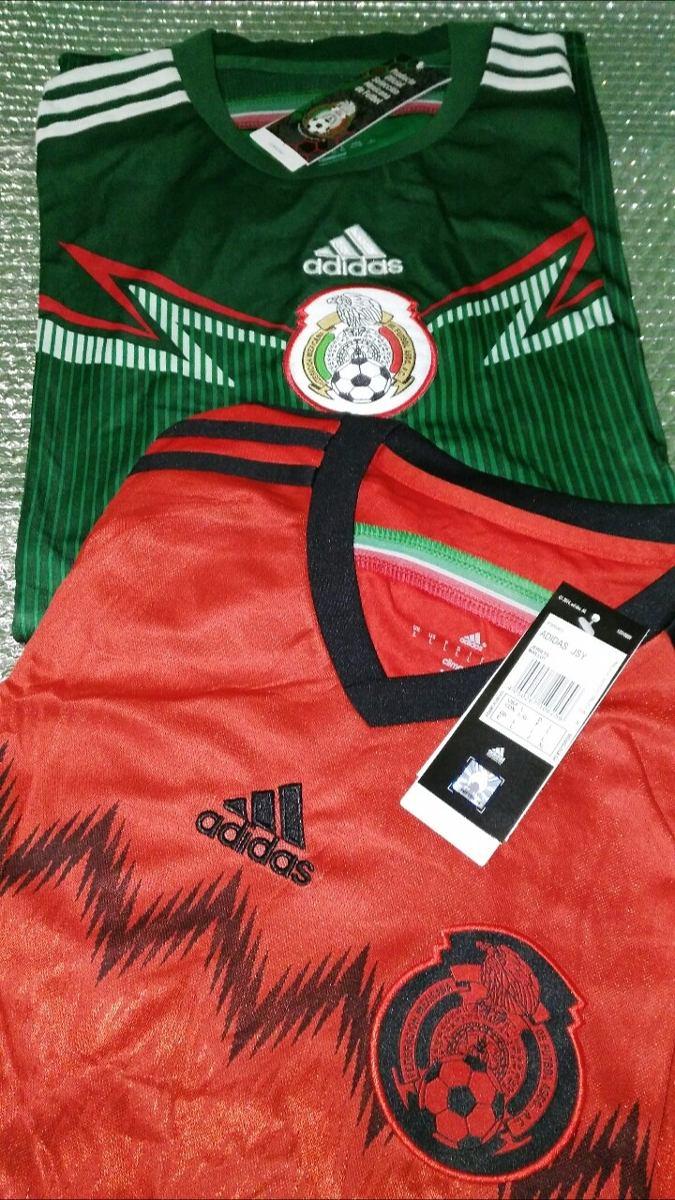 Jersey Mexico Local + Visita 2014   2x1 Venta Especial -   750.00 en ... c156894675917