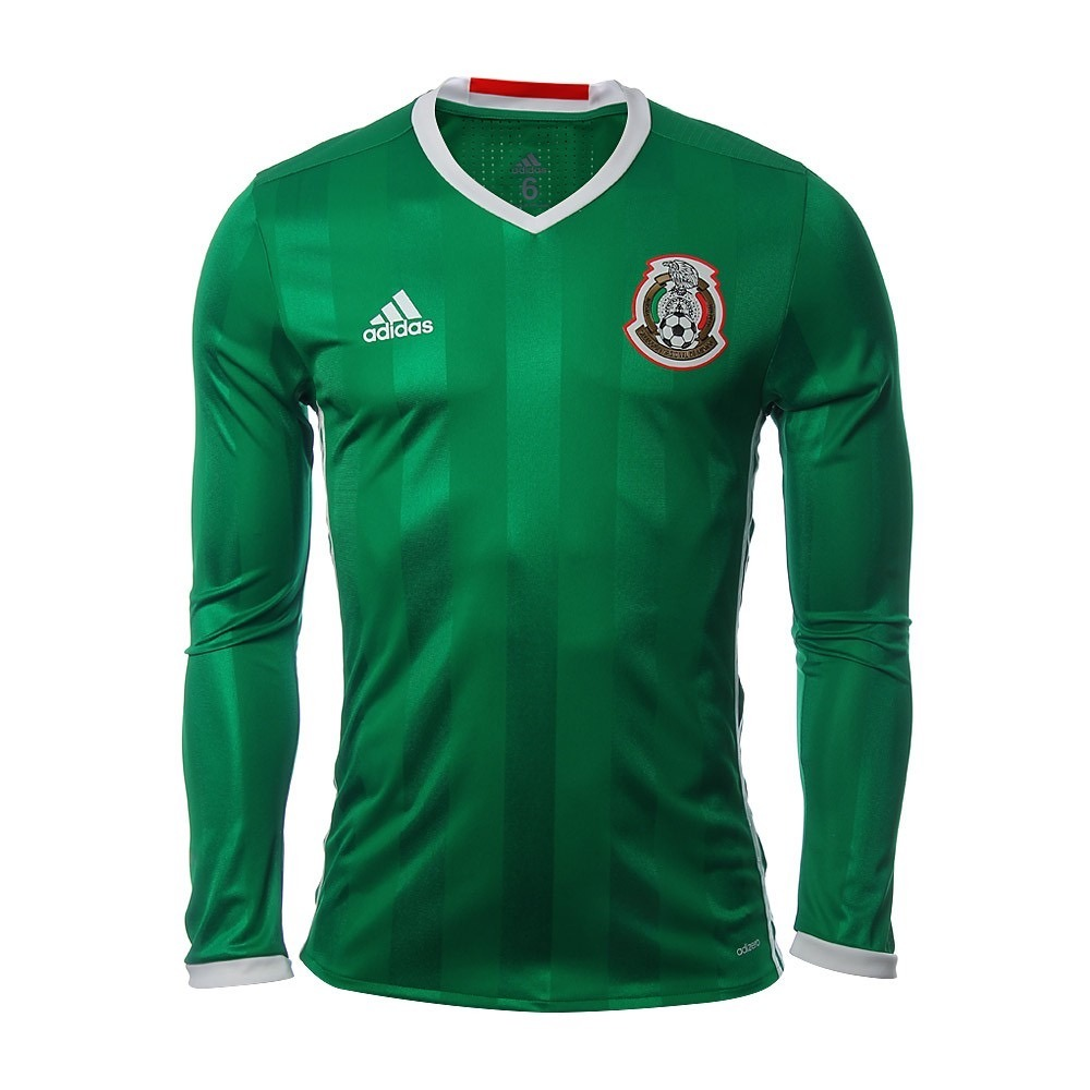 jersey mexico manga larga adizero adidas. Cargando zoom. 9a2ee46a758ae