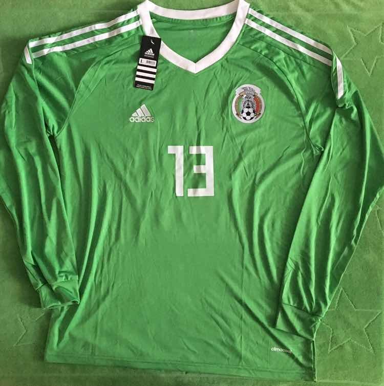 1a36f7cb15c43 Jersey mexico portero mexico verde manga larga memo ochoa jpg 750x754 Memo ochoa  jersey