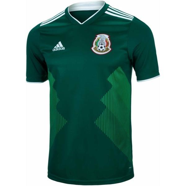 4764712044985 Jersey Mexico Seleccion Mexicana Playera Mundial Rusia 2018 ...