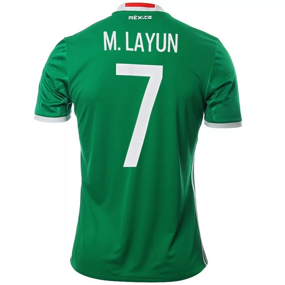 Jersey Miguel Layun Seleccion De Mexico Niño adidas Ac2728-7 ... 62bb5cc2b9d32