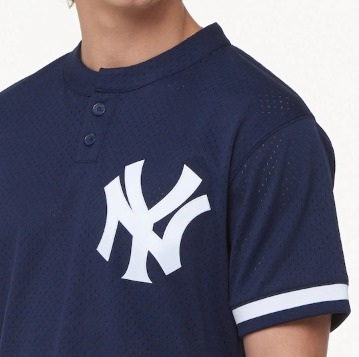 finest selection f3c65 2d8f0 Jersey Mitchell & Ness Mlb Player Bp New York Yankees