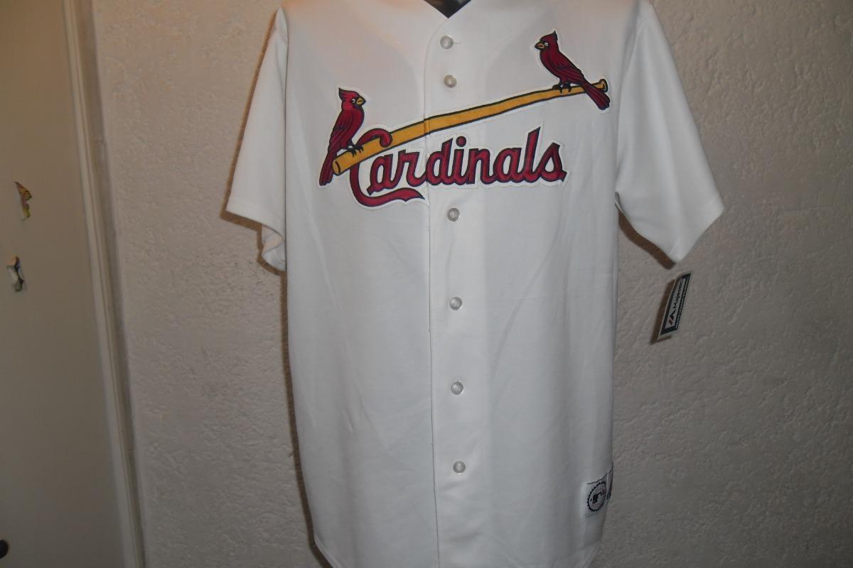 new concept 9ffde d55a3 Jersey Mlb St Louis Cardinals Albert Pujols Original De Epoc