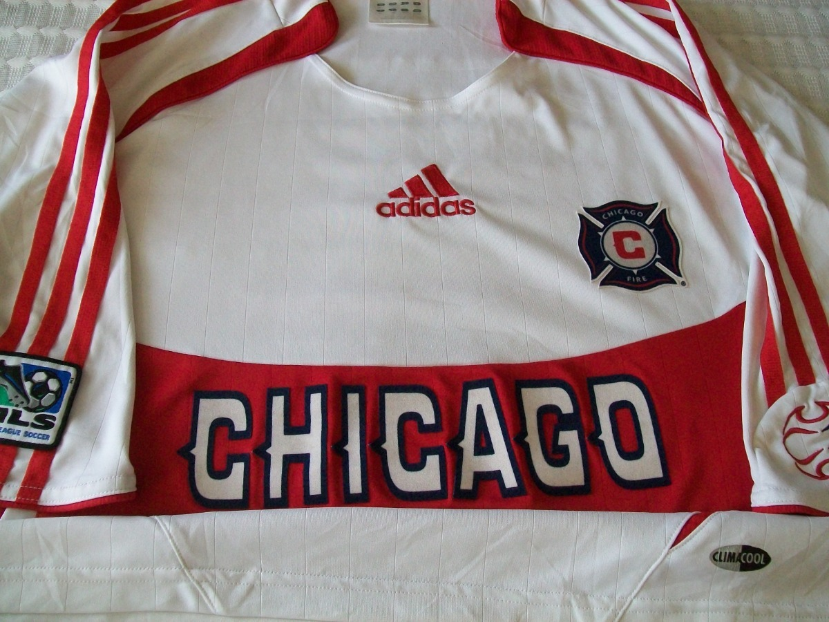 low priced 56f76 42ccb Jersey Mls Chicago Fire Cuauhtémoc Blanco - $ 550.00