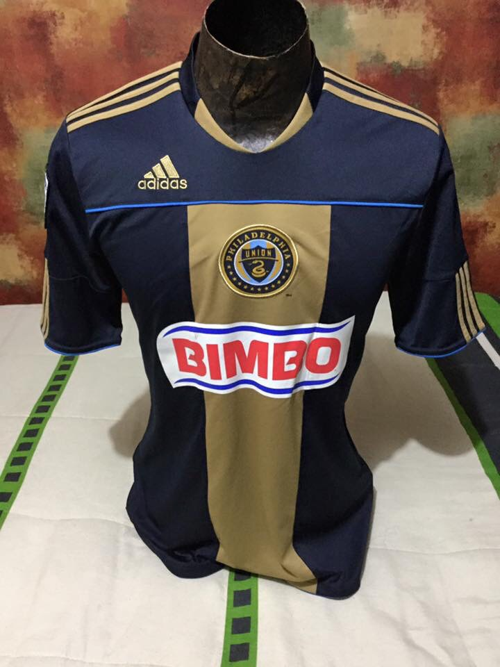 huge discount 80af9 ba25f Jersey Mls Philadelphia Union adidas