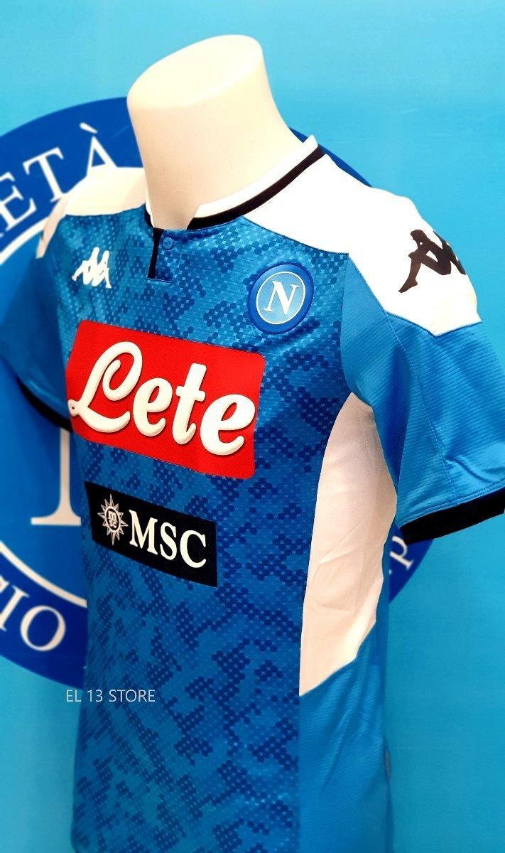 new style fa993 4591d Jersey Napoli Local 2020, Chucky Lozano, Insigne