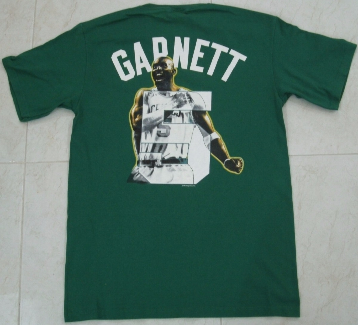 new style 6711d 74d23 Jersey Nba, Chico De Adulto, Kevin Garnett, Boston Celtics - $ 350.00