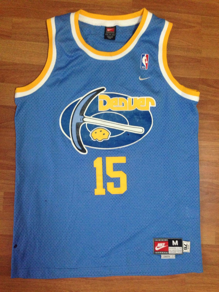 innovative design 37df7 c41fc Jersey Nba De Denver Nuggets Carmelo Anthony - $ 400.00