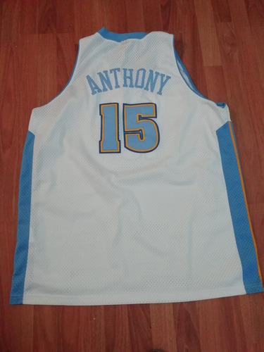 on sale 72197 269ab Jersey Nba Denver Nuggets, Melo A. - $ 575.00