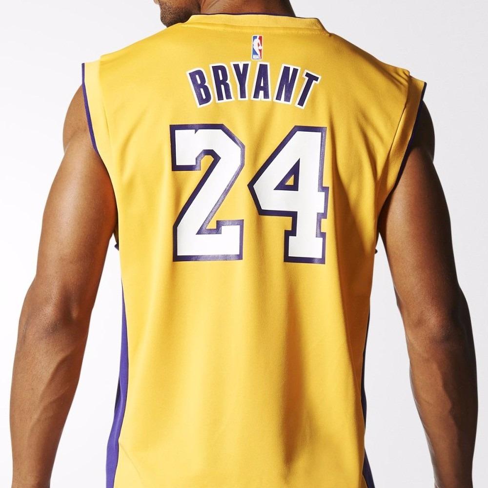 e74428fd1654 Jersey Nba Lakers Kobe Bryant Hombre adidas L69778 -   349.00 en ...