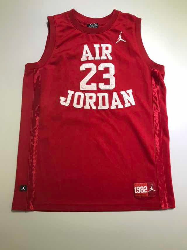 the best attitude 91dc5 48296 Jersey Nba Michael Jordan L Boys 169 - $ 750.00