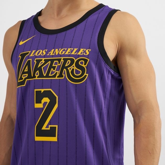 best website 52f75 ca0ff lakers city jersey 2019
