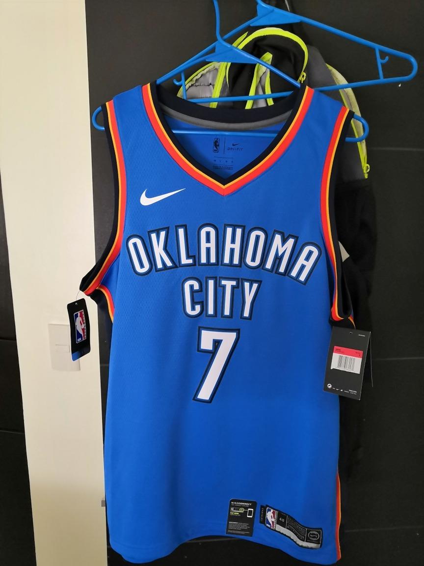 brand new 11e16 822dd Jersey Nba Okc Thunder . Carmelo Anthony