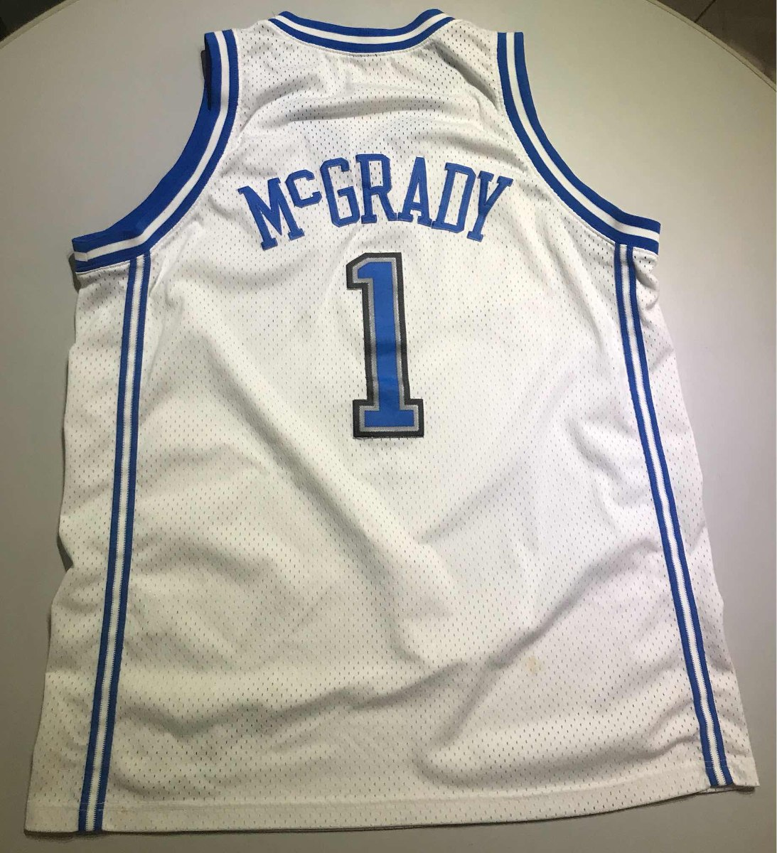 competitive price 6cc02 b2154 Jersey Nba Orlando Magic Mcgrady Xl 18 - $ 450.00
