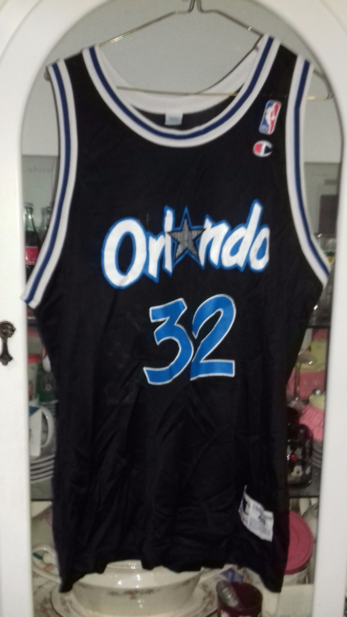 finest selection 5e89c 95cbc Jersey Nba Orlando Magic Shaquille O'neal 90s - $ 550.00