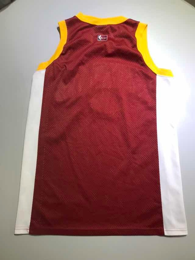 newest 826ad 5253d Jersey Nba Retro Cleveland Cavaliers M 128 - $ 800.00