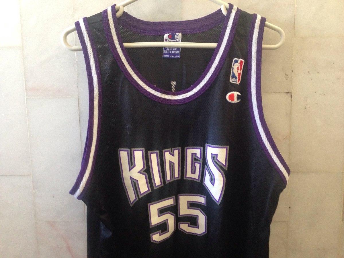 finest selection 17328 3882c Jersey Nba Sacramento Kings Jason Williams Champion Original - $ 750.00