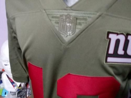 wholesale dealer 9ee43 027da Jersey New York Giants Salute To Service Objr13