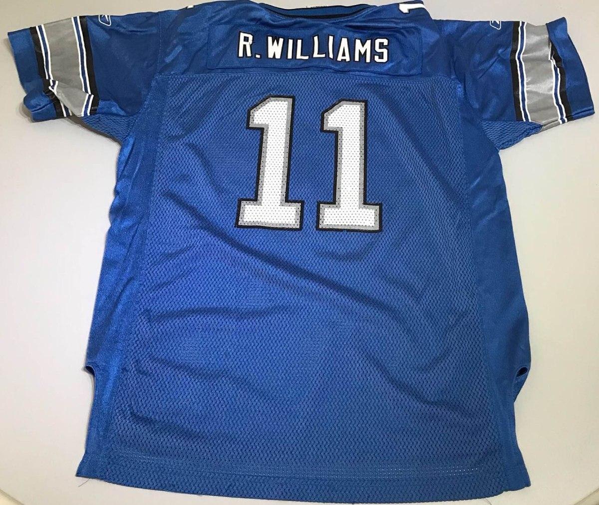 646776ef Jersey Nfl Detroit Lions Williams Xl Boys 175 - $ 400.00