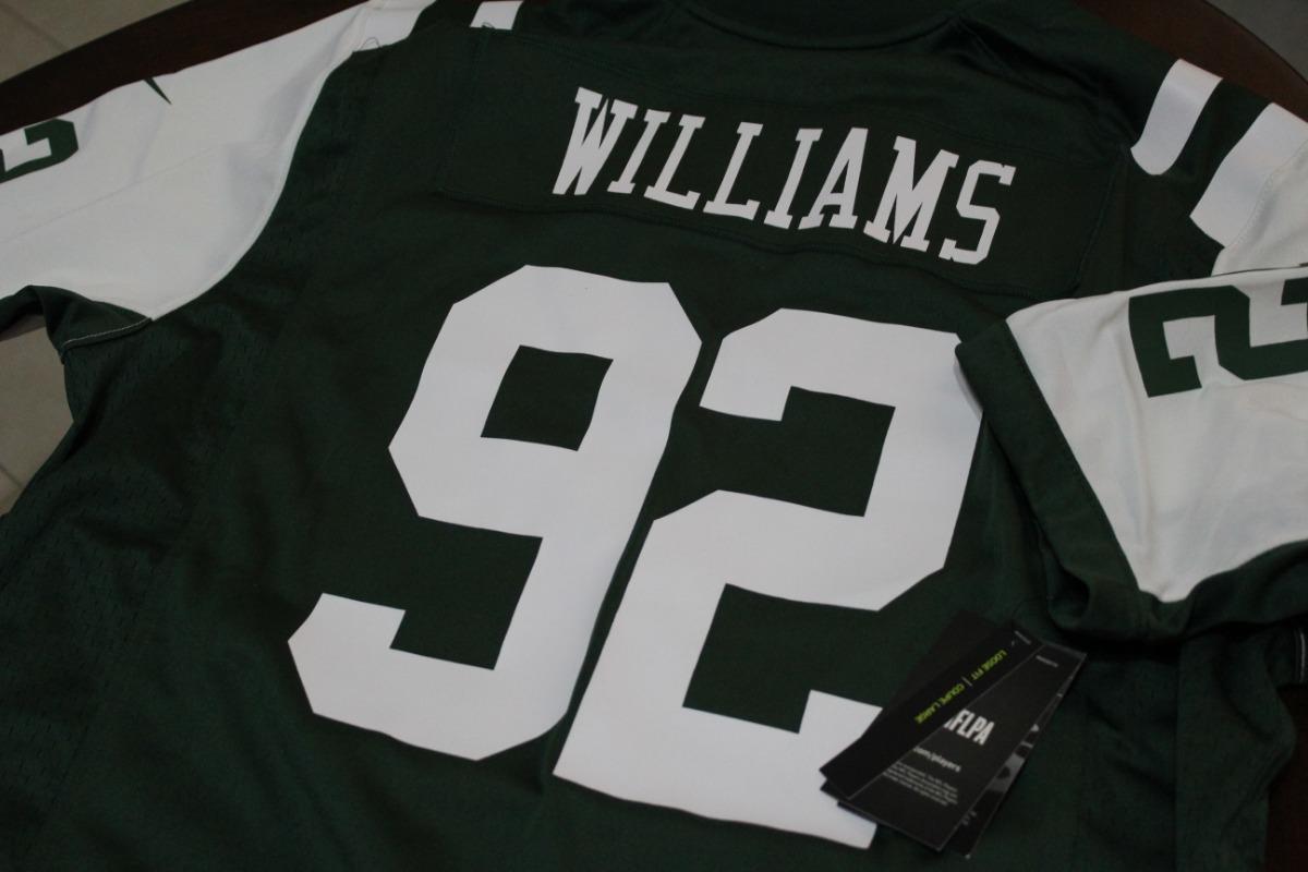 outlet store 7ca77 44f07 Jersey Nfl Leonard Williams Ny Jets