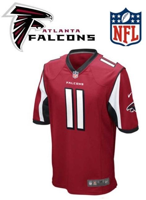 Jersey Nfl Nike Atlanta Falcons Marca Nike Nuevos Originales - S ... 227e1026bbc