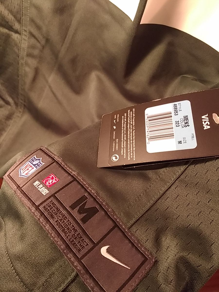 jersey nfl nike original green bay packers rodgers talla m. Cargando zoom. 72b5ab72cbf