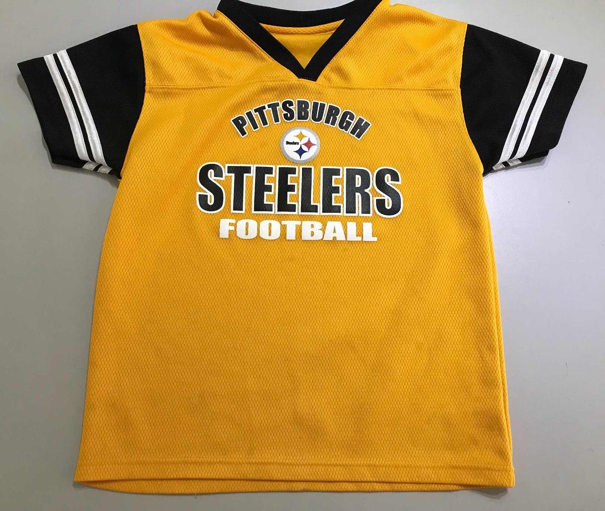 big sale 4dcc4 367ed Jersey Nfl Pittsburgh Steelers M Boys 330