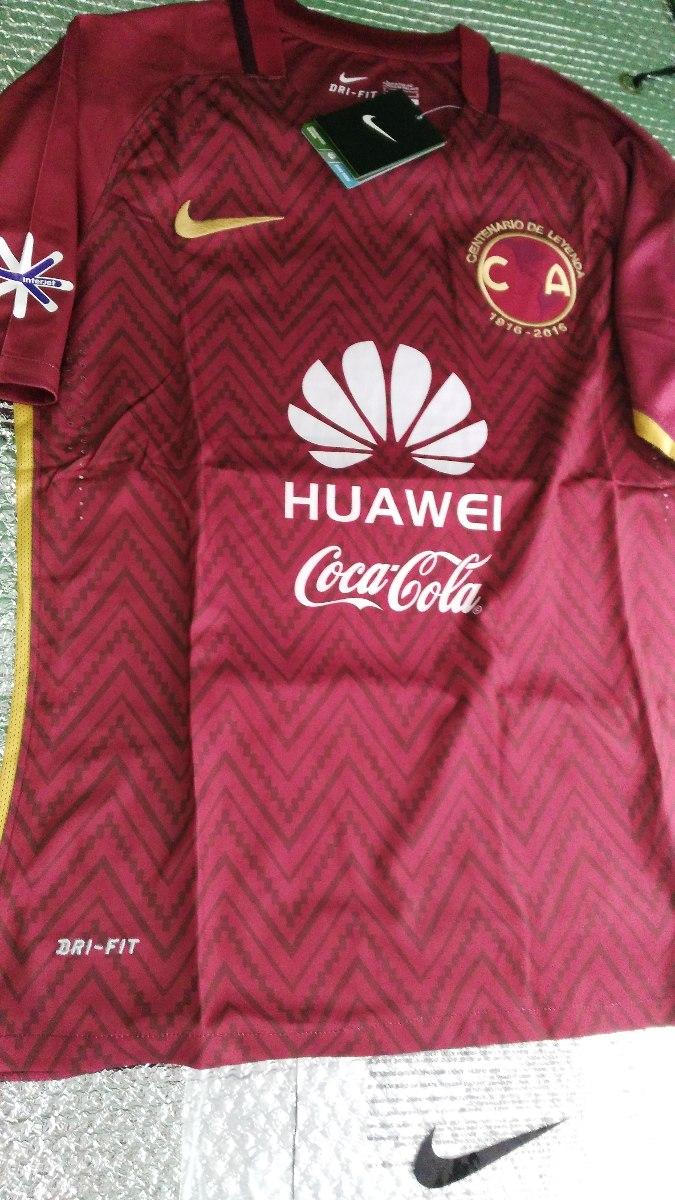 58e6d5466c385 Jersey Nike América Visita Centenario 16 17 -   550.00 en Mercado Libre