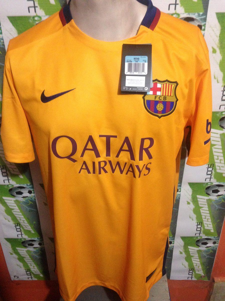 Jersey Nike Barcelona España Messi 2016 100%origin no Clones ... be8d399c67d