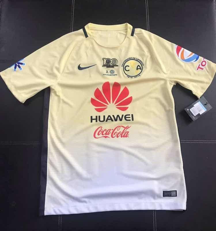 uk availability 28b32 3c284 Jersey Nike Club America Centenario 16-17 Miky Arroyo