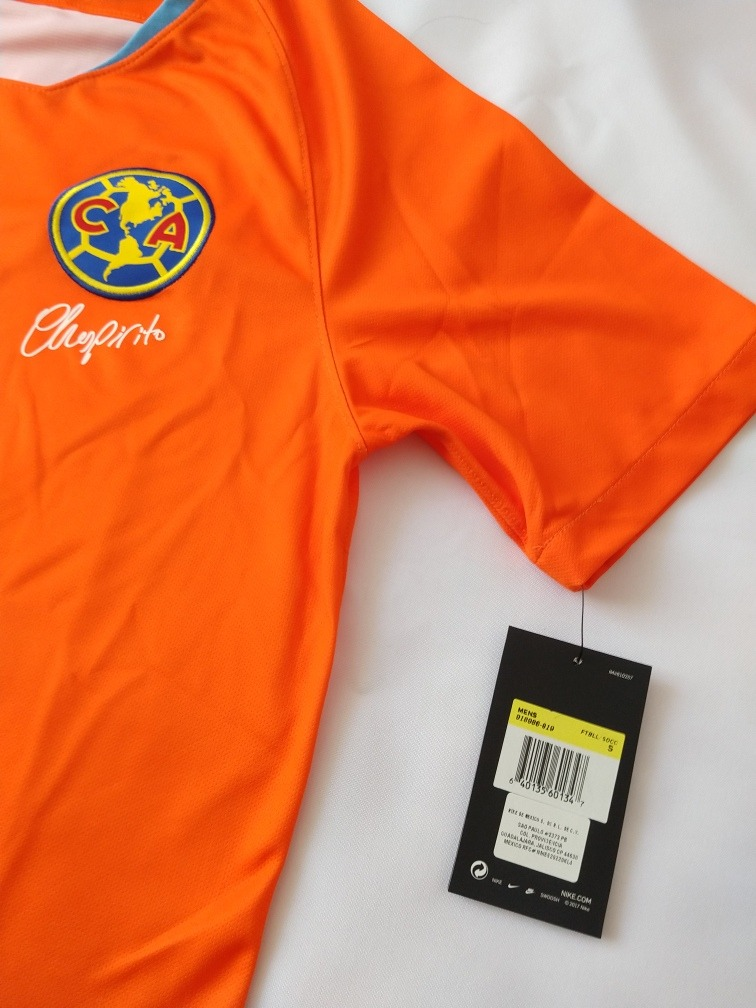 c9730691e68 jersey nike club america naranja edicion chespirito 2019. Cargando zoom.