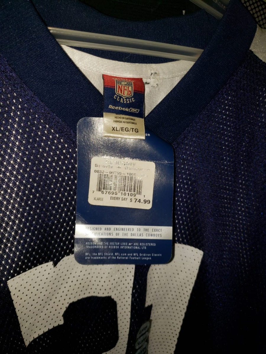 size 40 09b69 201d9 Jersey Nike Dallas Cowboys J Jones White/blue