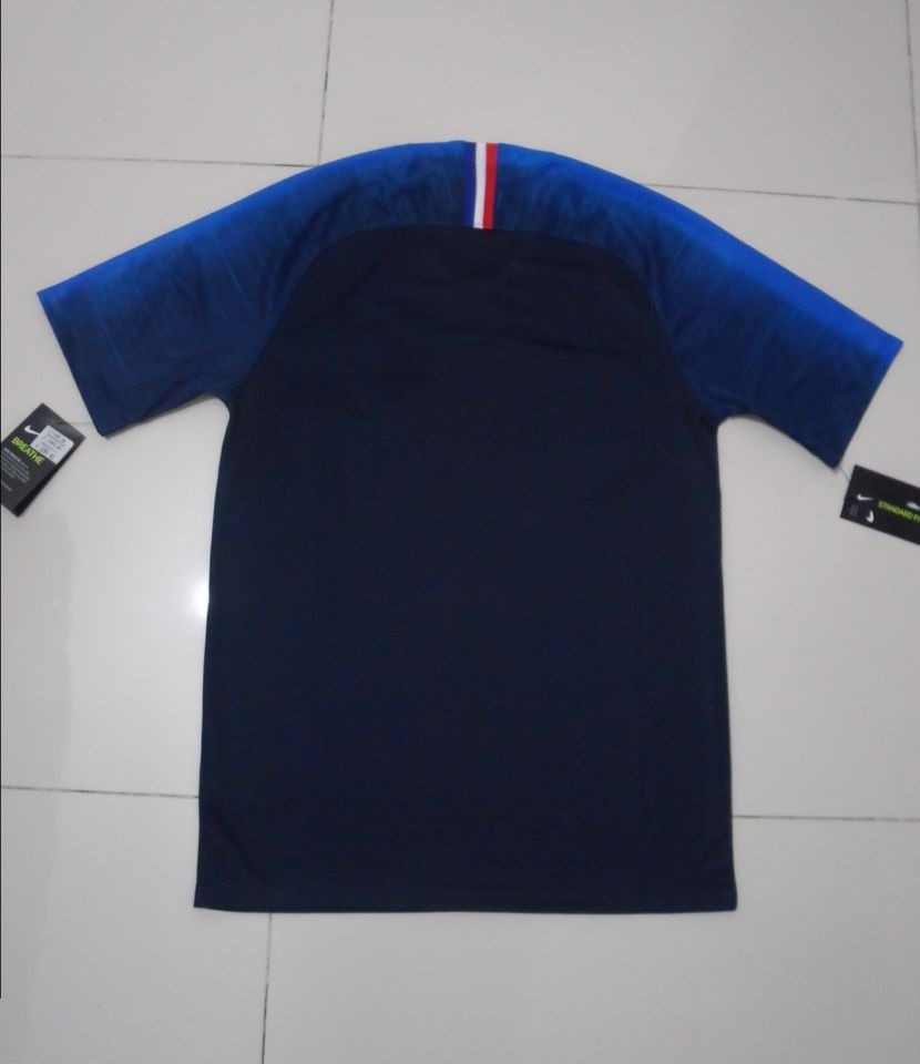 2ab381a6cfe3b Jersey Nike De La Selección De Francia Original 2018 -   970.00 en ...