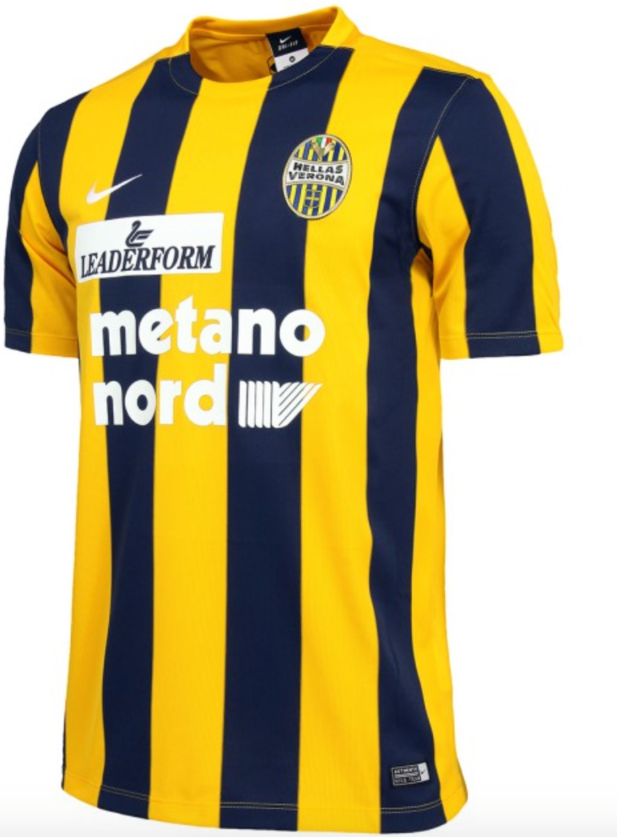 Jersey nike hellas verona r marquez original 2015 16 for Uniform verona