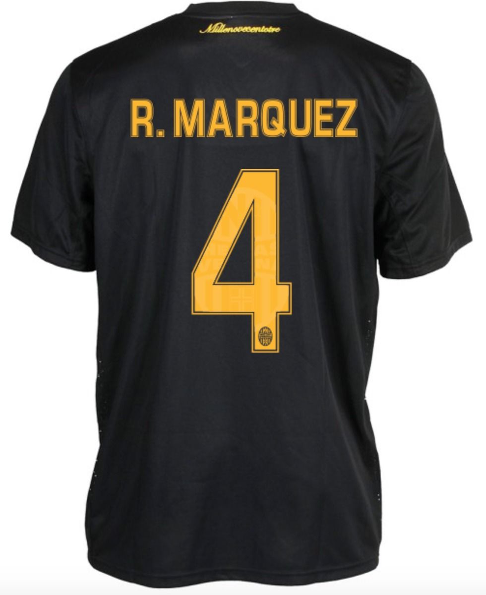 Jersey nike hellas verona r marquez original local vis for Uniform verona